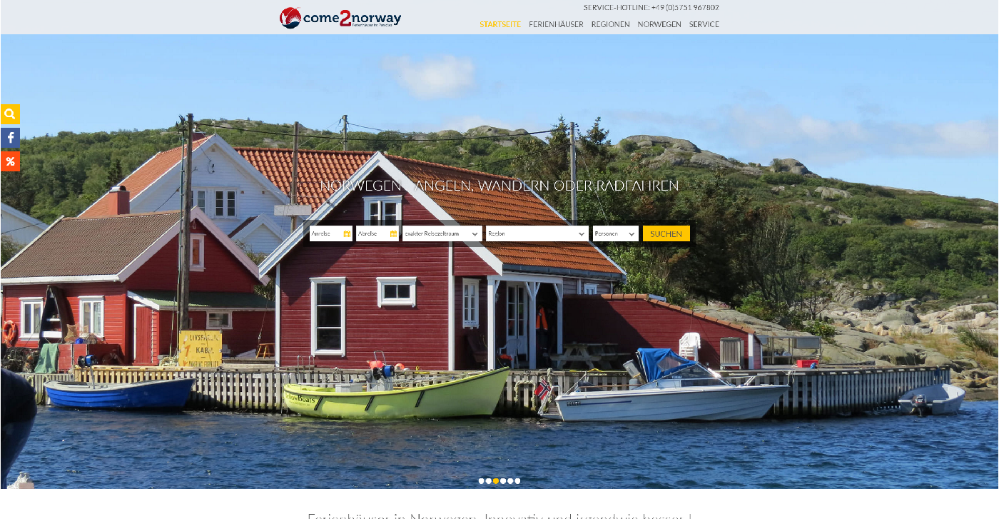 come2norway.com